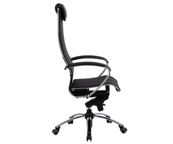 Кресло Samurai S1 черный плюс