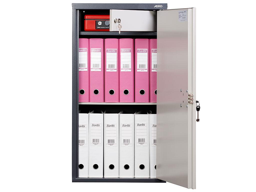 Металлический бухгалтерский шкаф AIKO SL-87Т