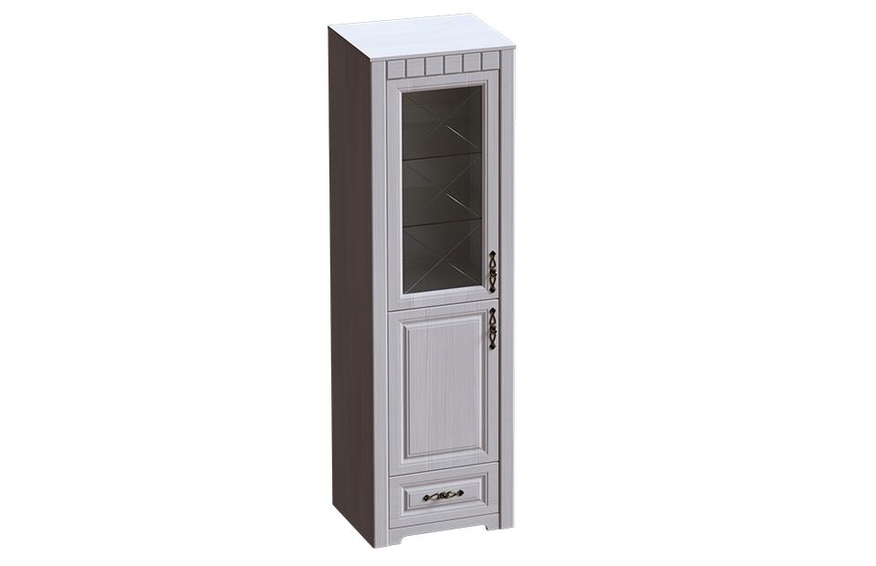 Шкаф-витрина Прованс