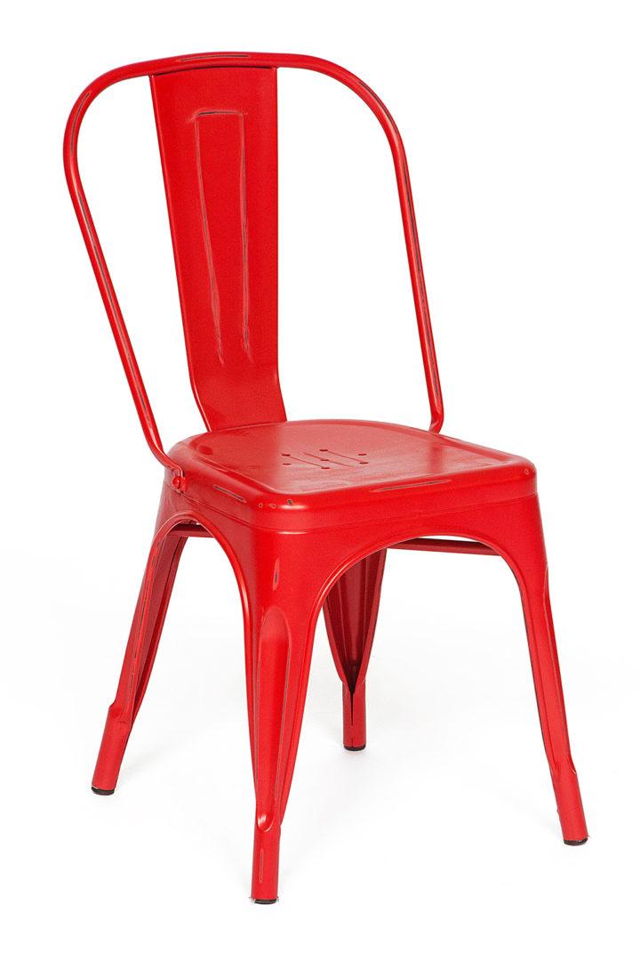 Стул LOFT CHAIR красный