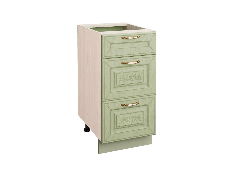 Стол кухонный (3 ящика с метабоксами) Оливия 72.59