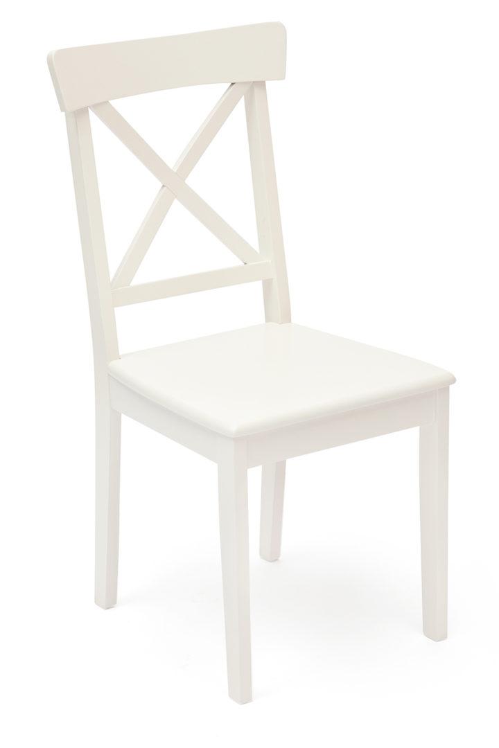 Стул с твёрдым сиденьем Гольфи Джуниор (Golfi Junior) (Белый)