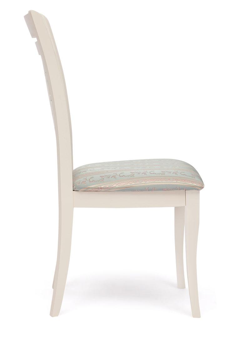 Стул с мягким сиденьем Сиена (Siena) (Слоновая кость)