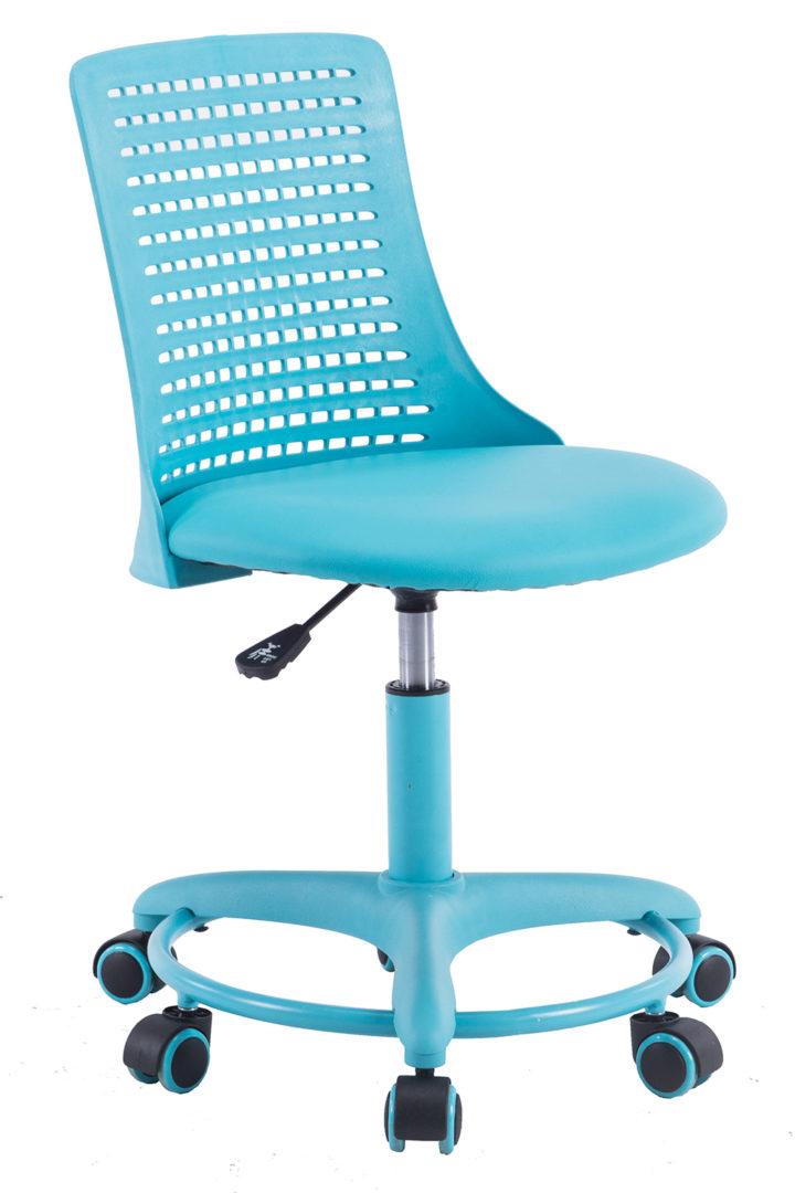 Детское компьютерное кресло Tetchair Кидди (KIDDY) (Бирюзовый)