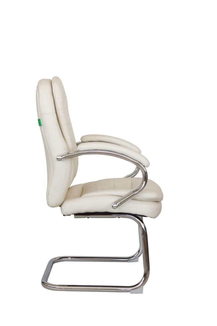 Конференц-кресло для посетителей Riva Chair 9024-4 бежевый