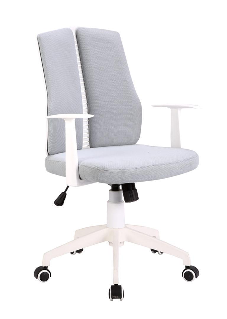 Кресло офисное Lite (grey) (Серая ткань)