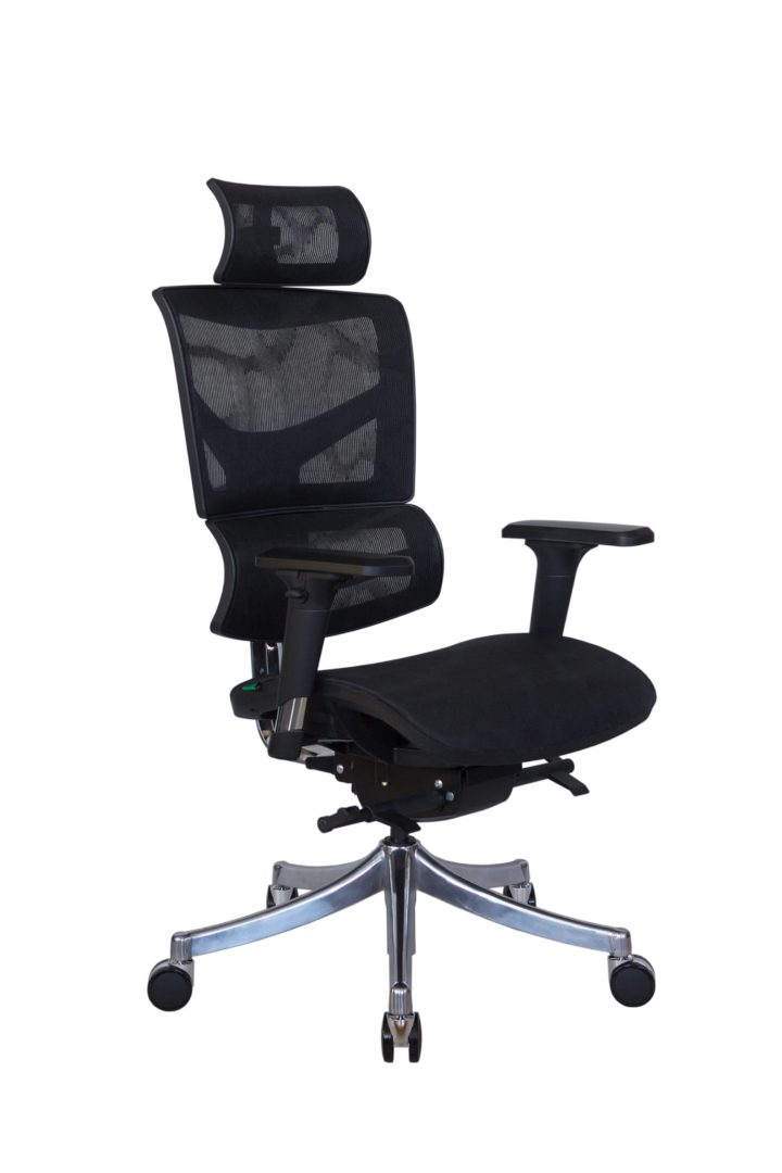 Кресло руководителя Riva Chair А9 черное
