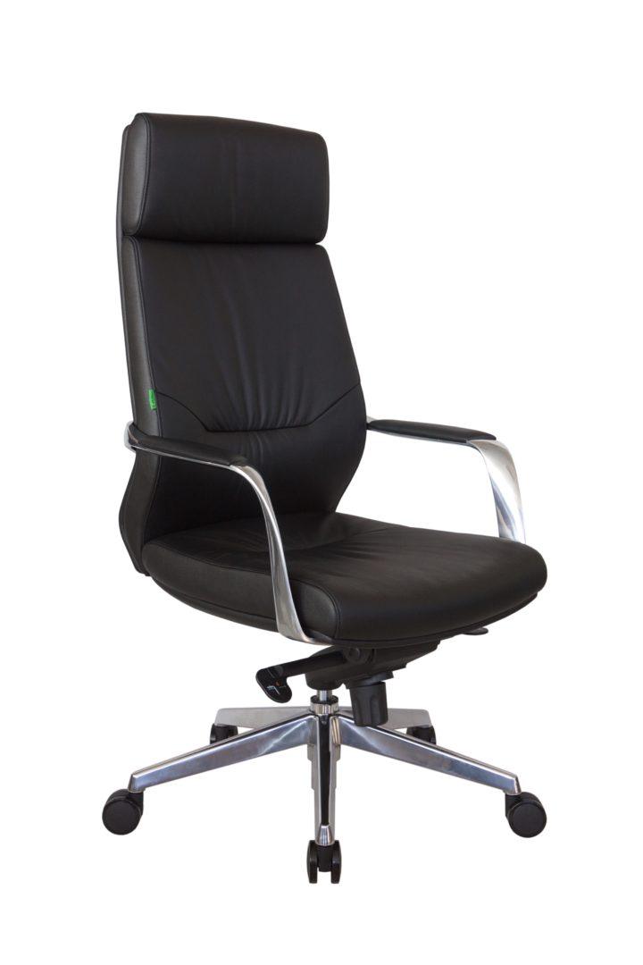 Кресло руководителя Riva Chair А1815 черный