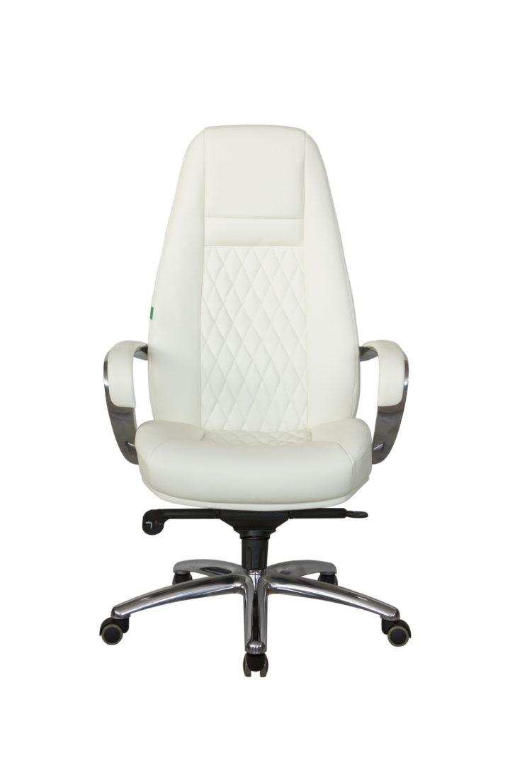Кресло руководителя Riva Chair F185 белый