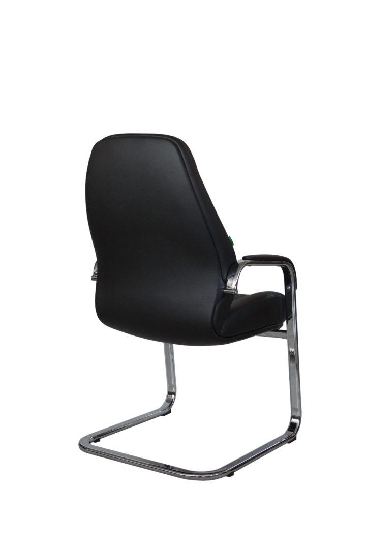 Кресла для посетителей F385 черный