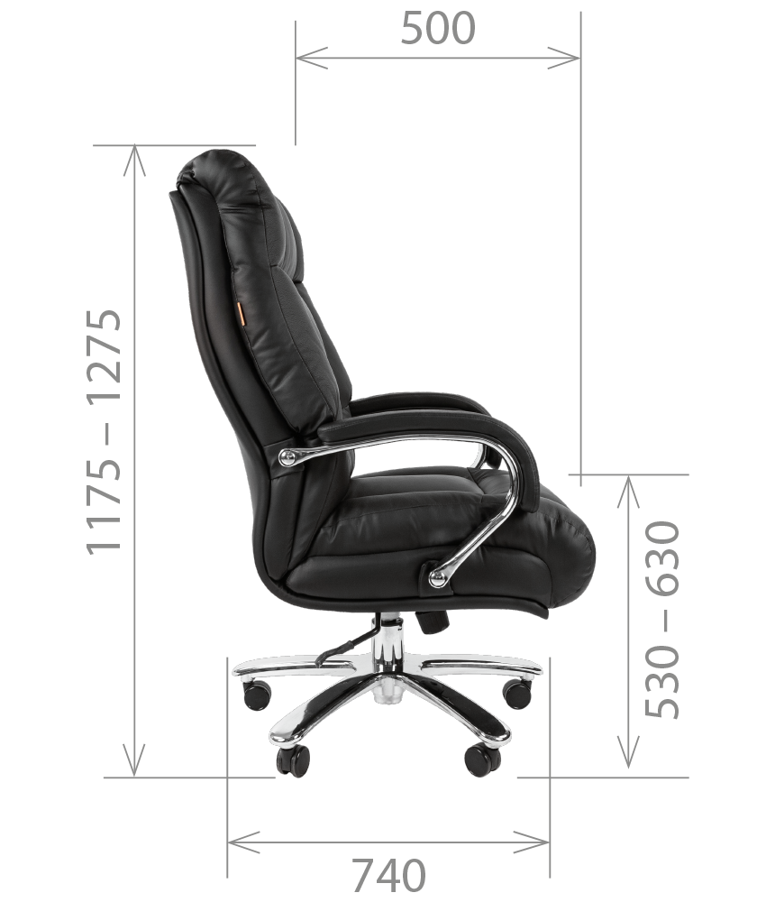 Кресло руководителя CHAIRMAN 405 эко