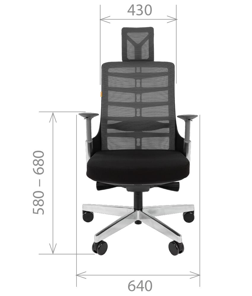 Кресло руководителя CHAIRMAN SPINELLY