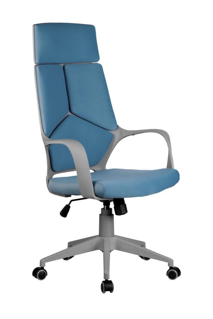 Кресло офисное RCH 8989 синий