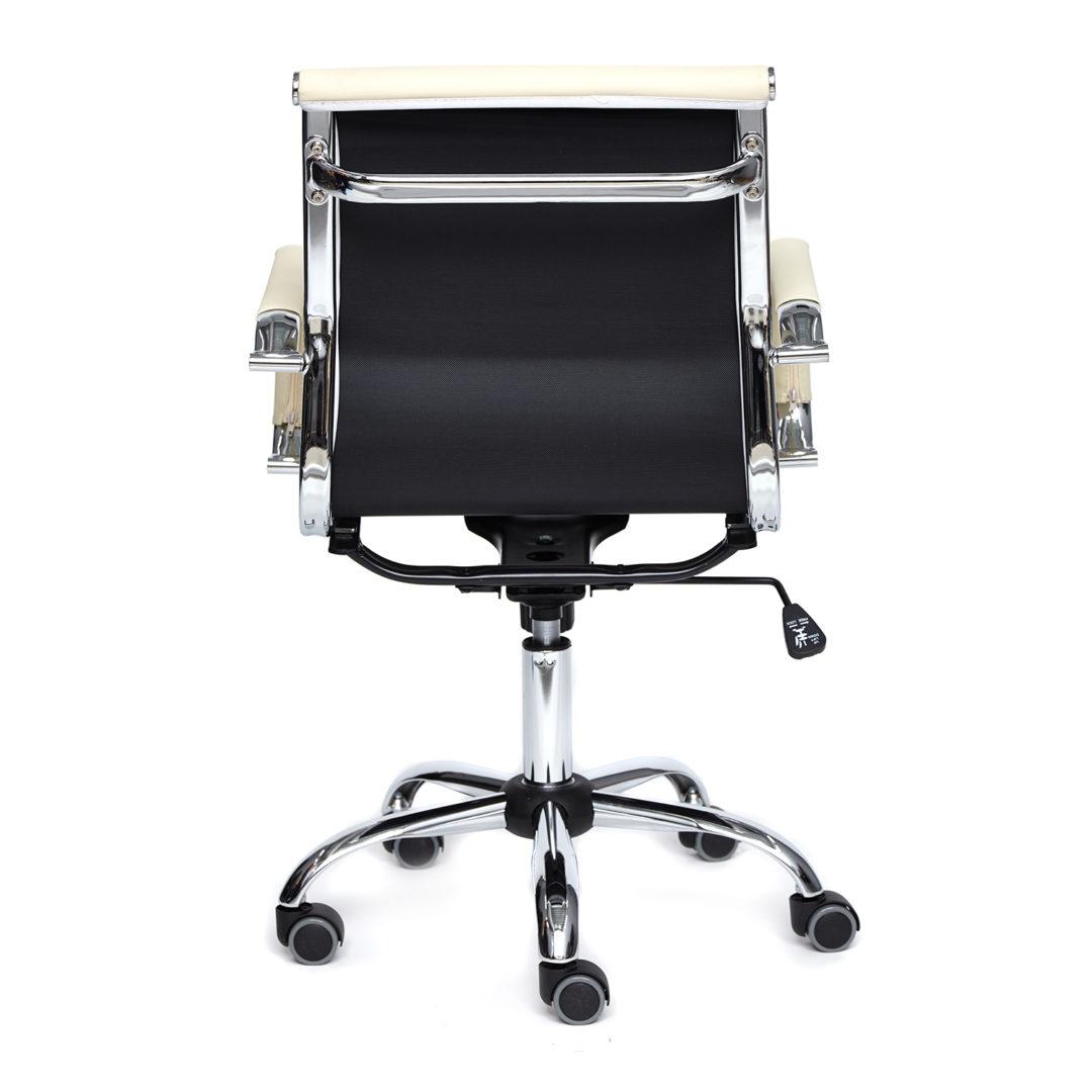 Кресло Urban Low (Искусственная бежевая кожа)