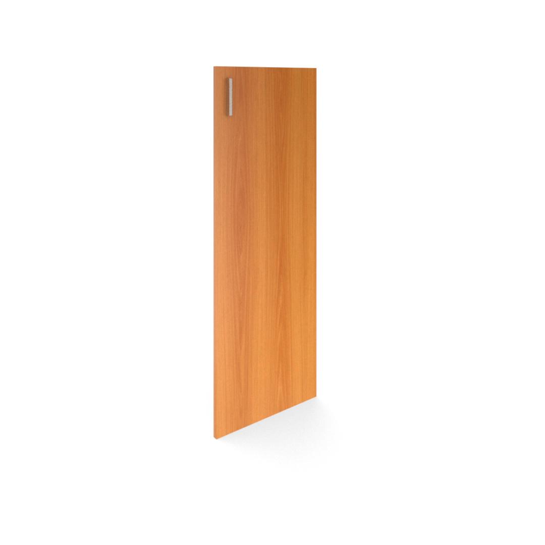 Дверь из ЛДСП к узкому стеллажу В-863