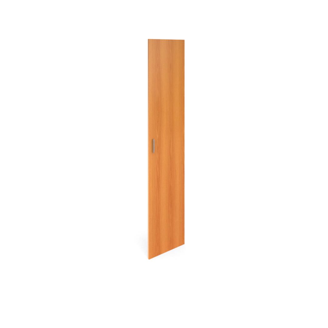 Дверь из ЛДСП к узкому стеллажу В-865