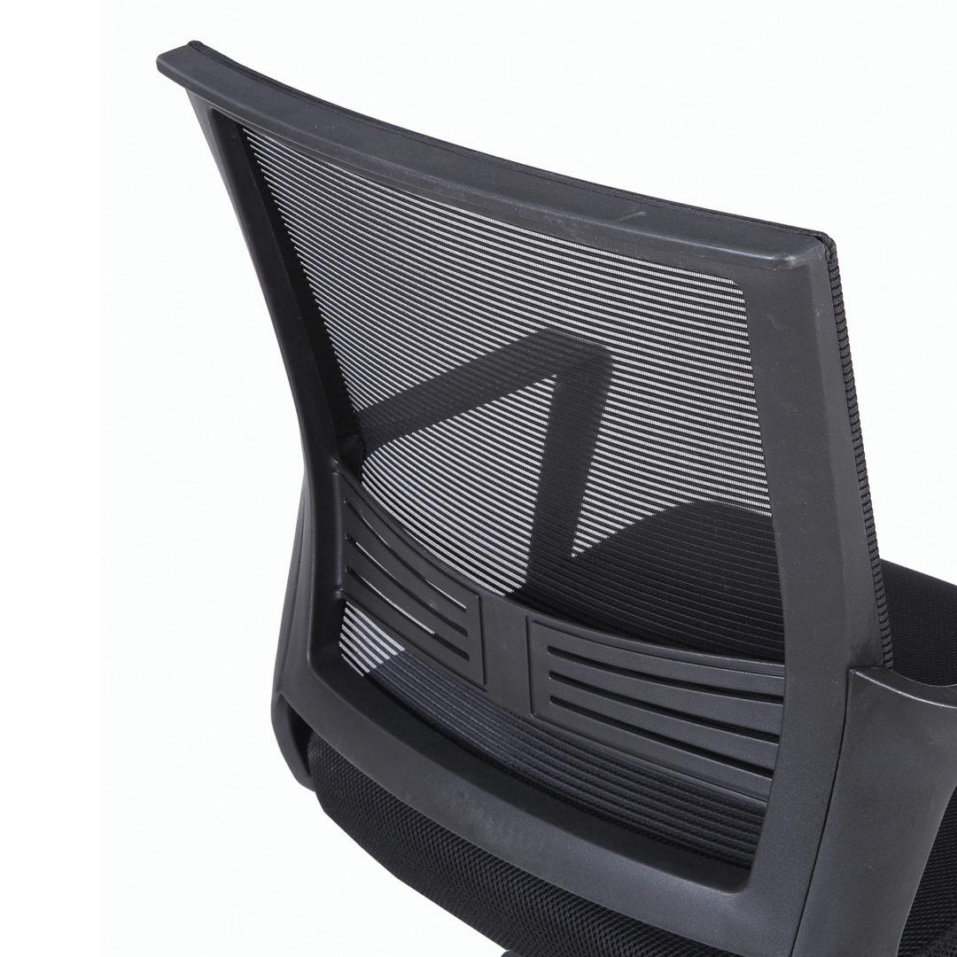 """Кресло BRABIX """"Balance MG-320"""", с подлокотниками, черное"""