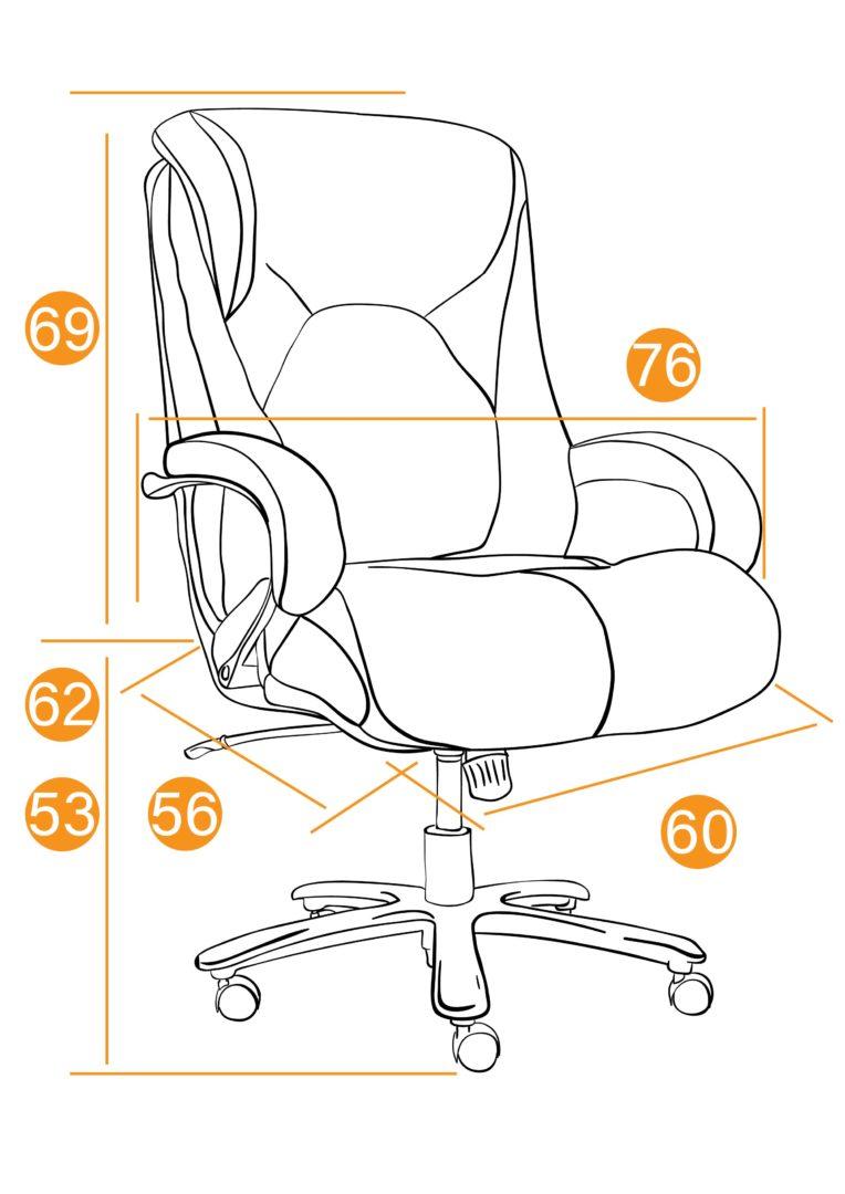 Кресло руководителя Max