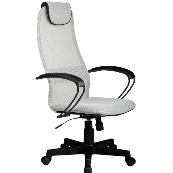 Кресло  Галакси Лайт BK-8 Pl светло-серый 2