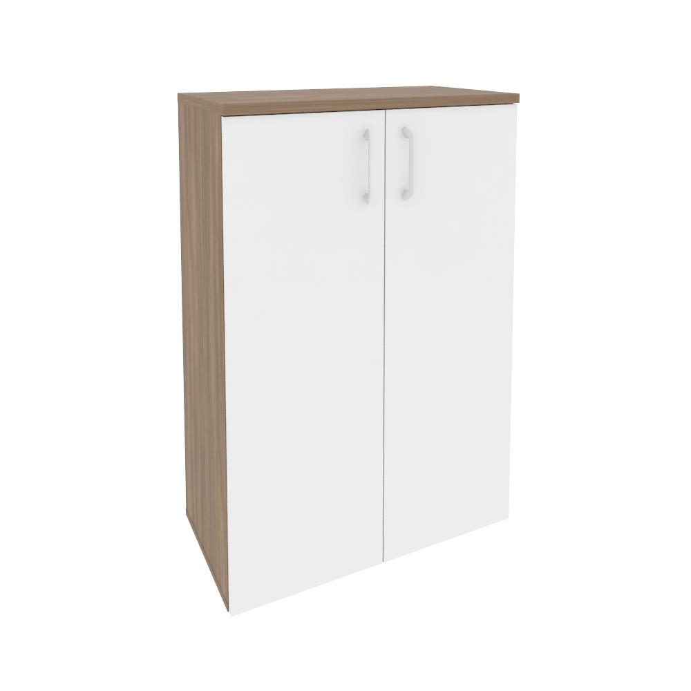 Шкаф средний широкий (2 средних фасада ЛДСП) O.ST-3.1