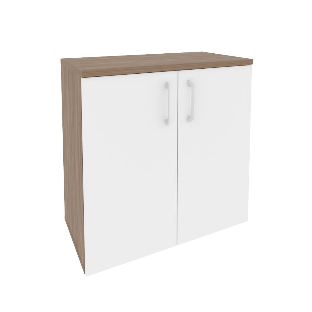 Шкаф низкий широкий (2 низких фасада ЛДСП) O.ST-3.1