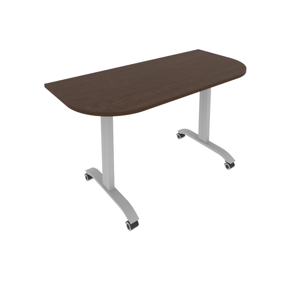 Стол радиусный складной мобильный СМ-5.1