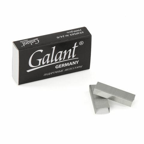 """Набор настольный GALANT """"Wood&Metal"""", 8 предметов, светлое дерево и черный металл, 230878"""