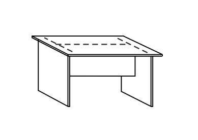 Стол для совещания СФ 208