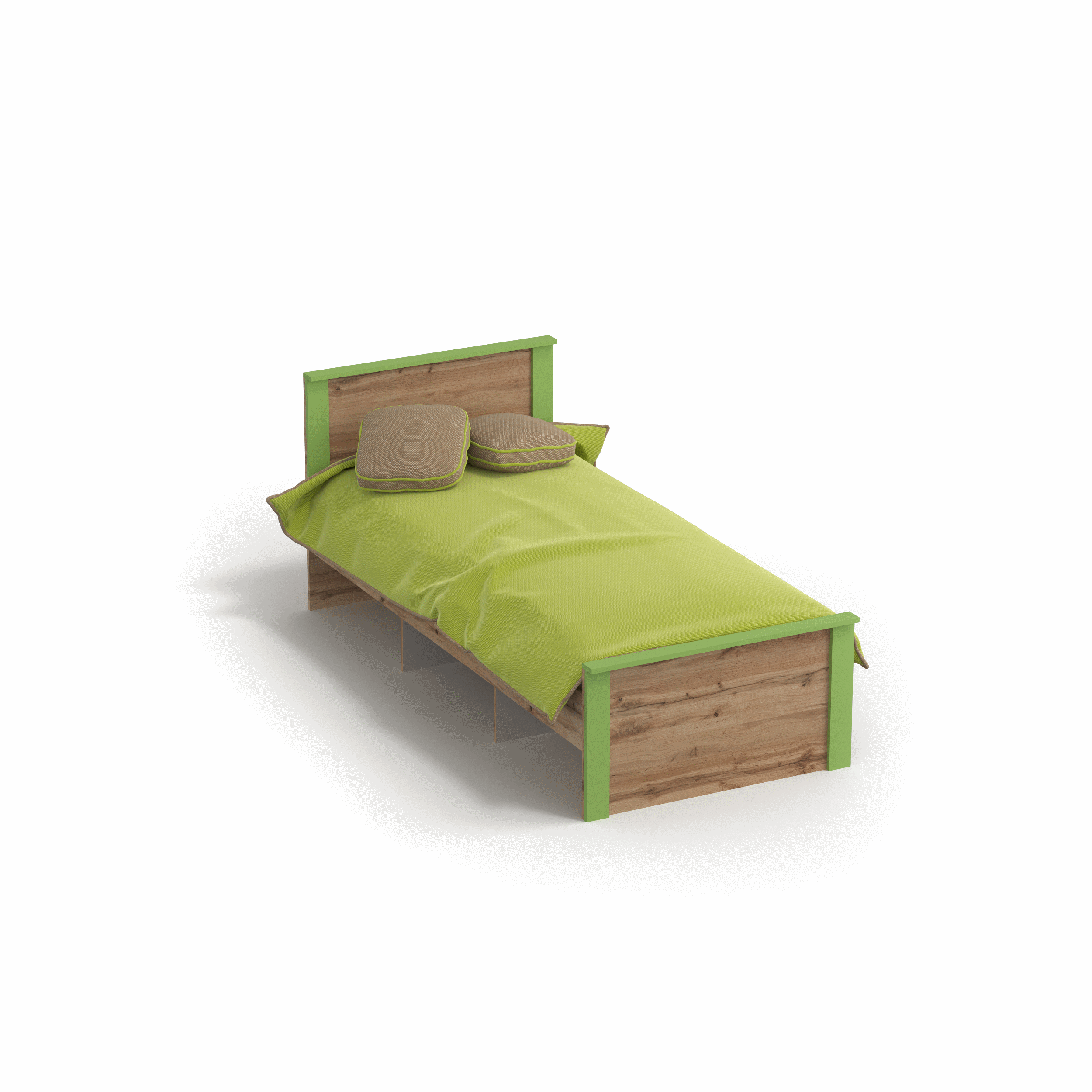 Марио-2 кровать