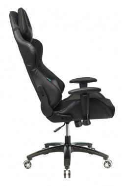 Кресло игровое Бюрократ VIKING 4 AERO чёрный