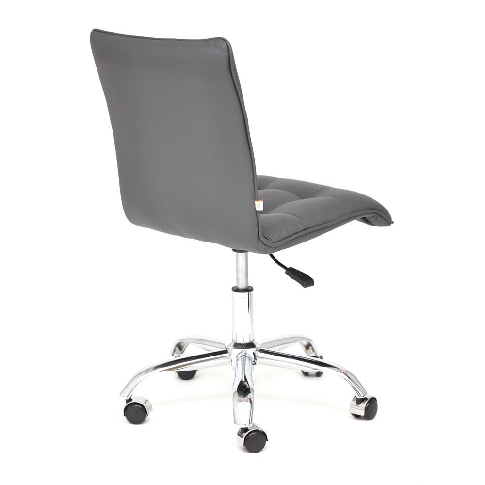 Кресло ZERO кож/зам, металлик, 36