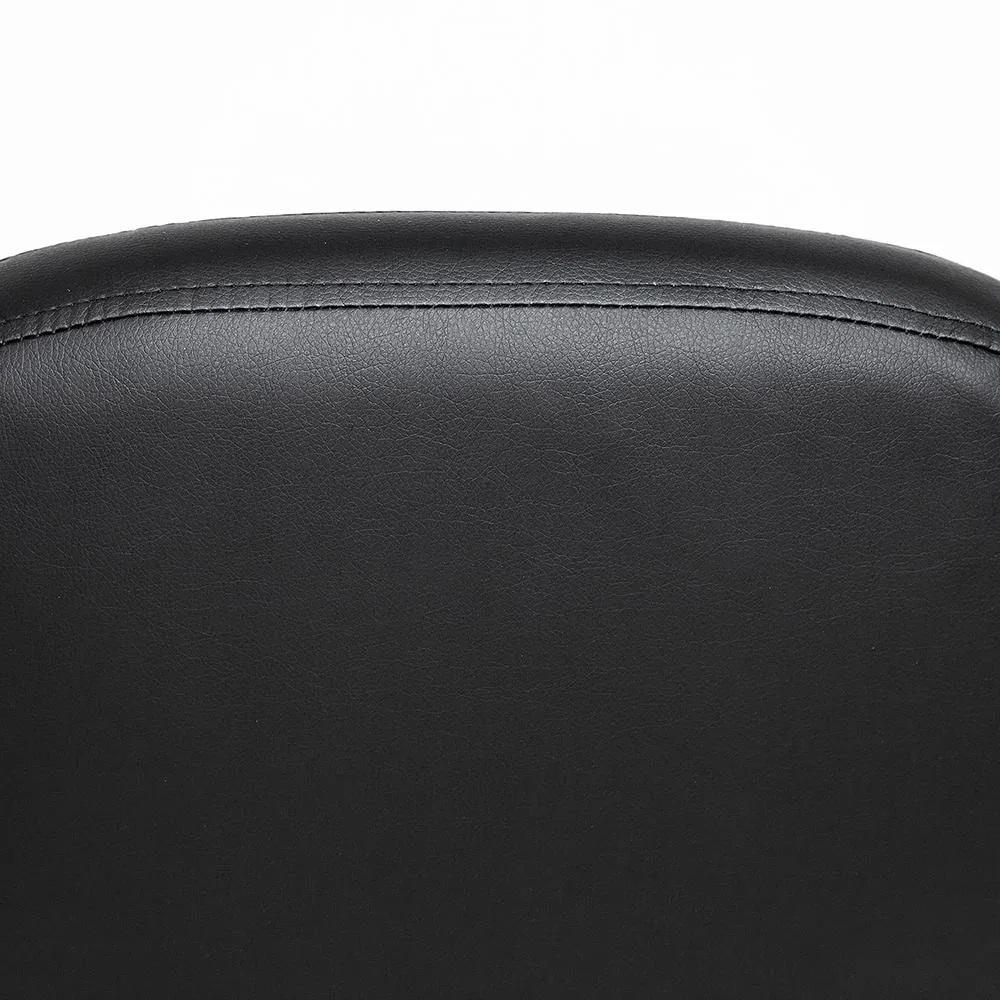 Кресло руководителя DEVON кож/зам, черный, 36-6