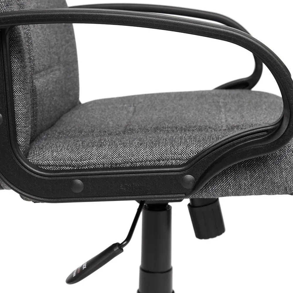Кресло СН747 ткань, серый, 207