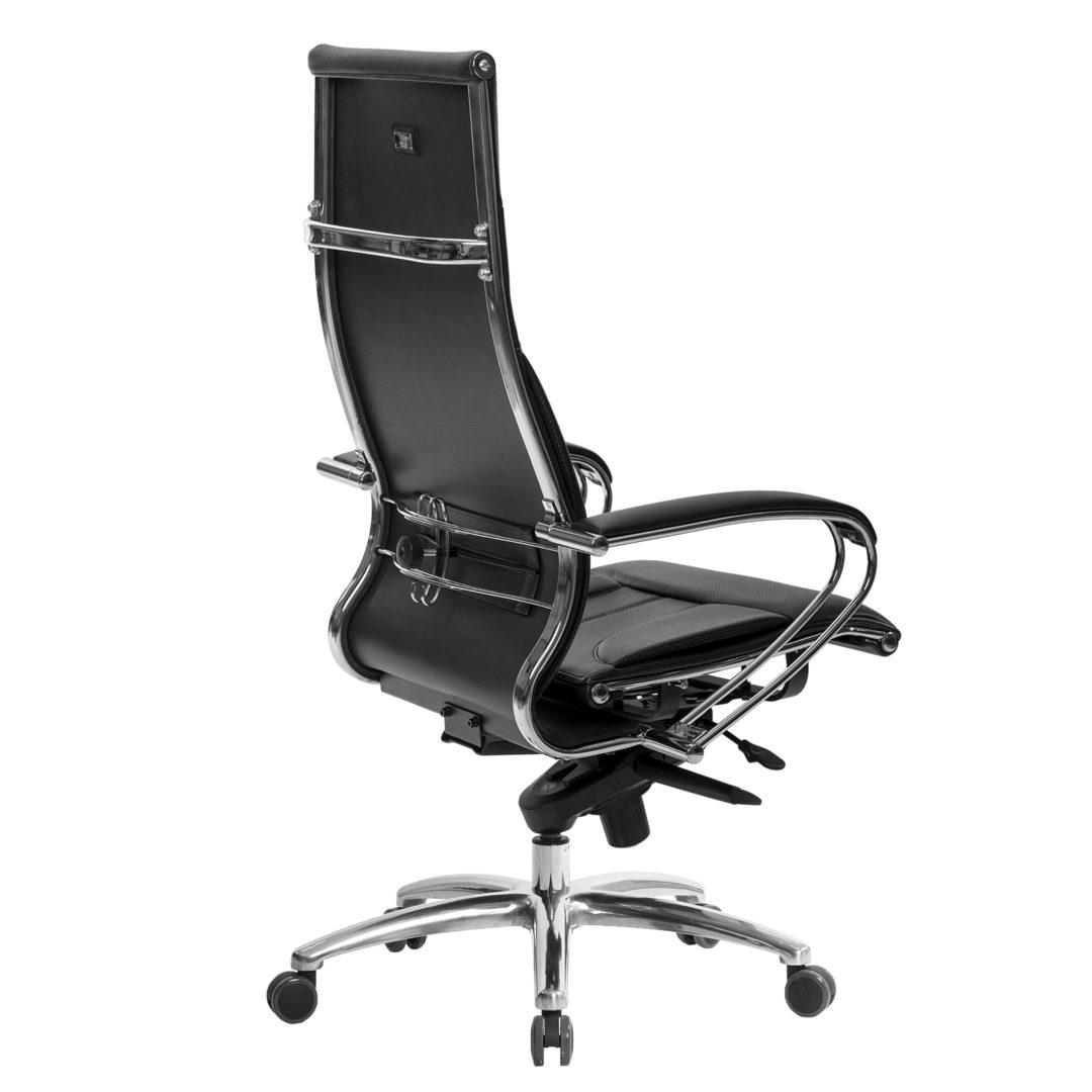 Кресло руководителя Samurai Lux, черный