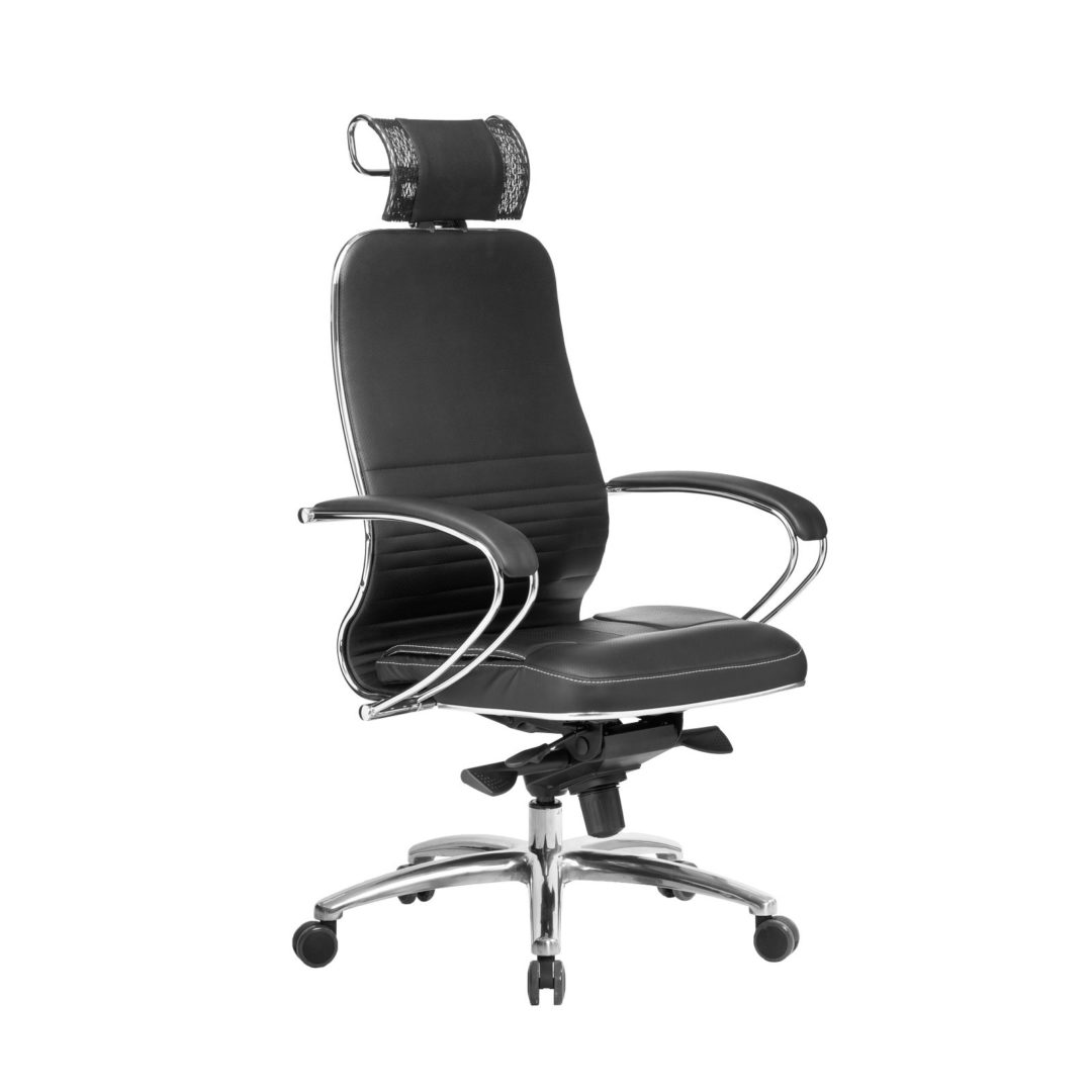 Кресло руководителя SAMURAI KL-2.04, черный