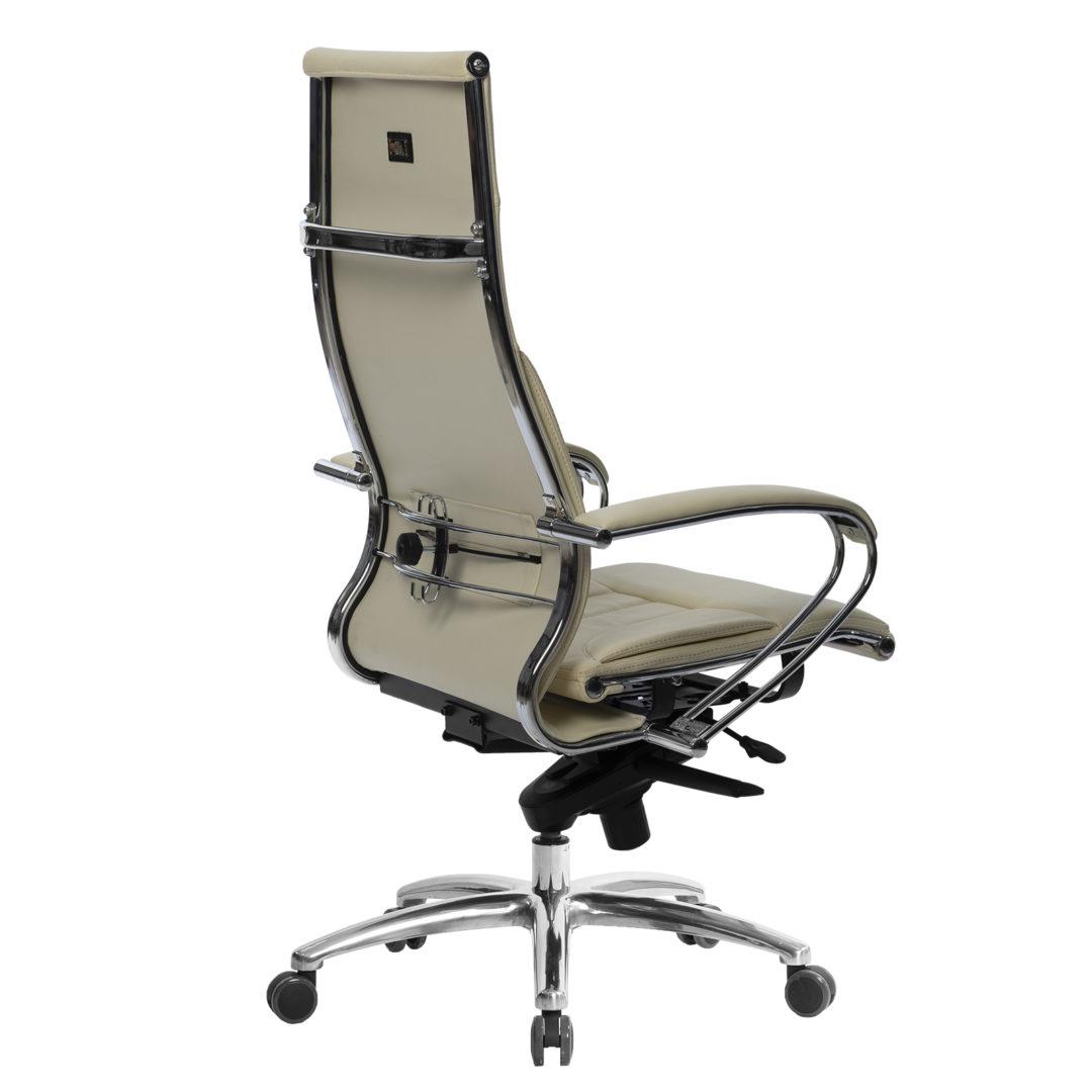 Кресло руководителя Samurai Lux, бежевый