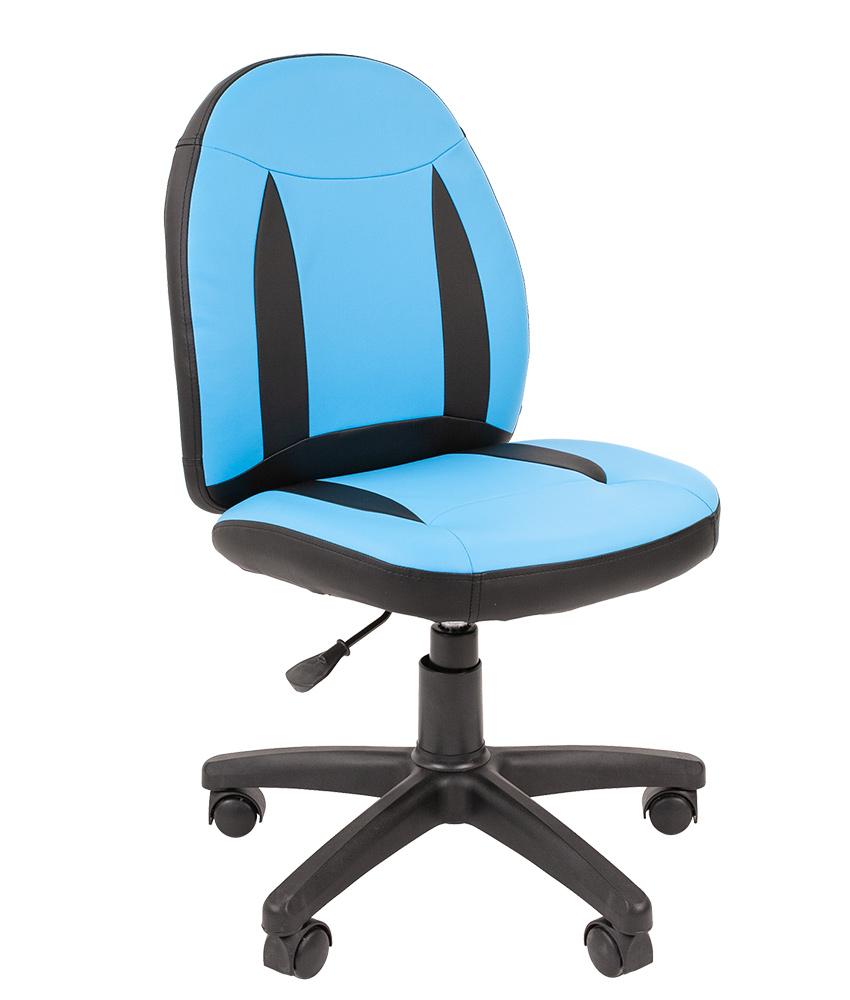 Детское компьютерное кресло CHAIRMAN KIDS 122 BLACK