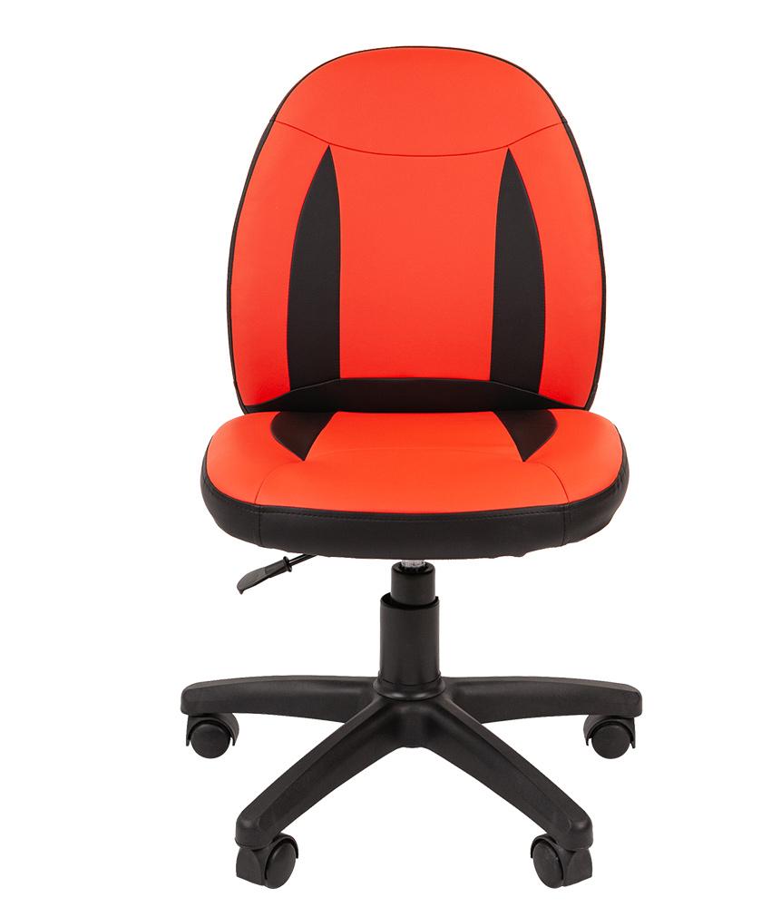 Детское компьютерное кресло CHAIRMAN KIDS 122 BLACK, красный