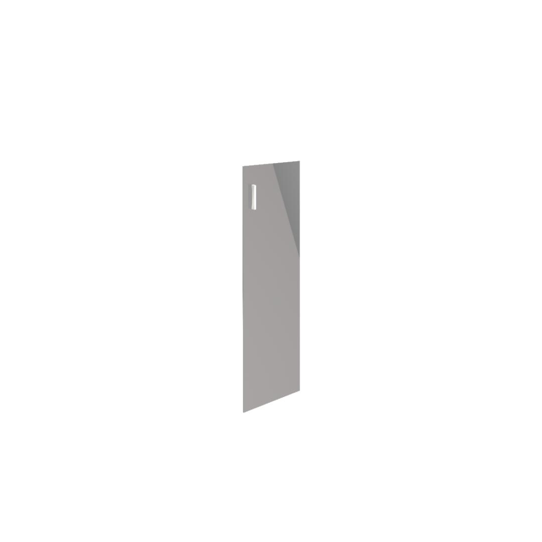 Дверь стеклянная В-867 к узкому стеллажу