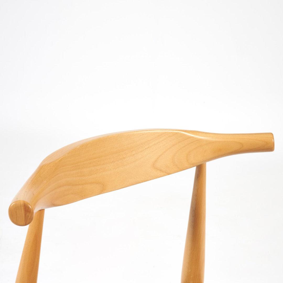 Стул мягкое сидение BULL каркас бук, сиденье ткань, 54,5*54*75см, Натуральный + Коричневый (13985)