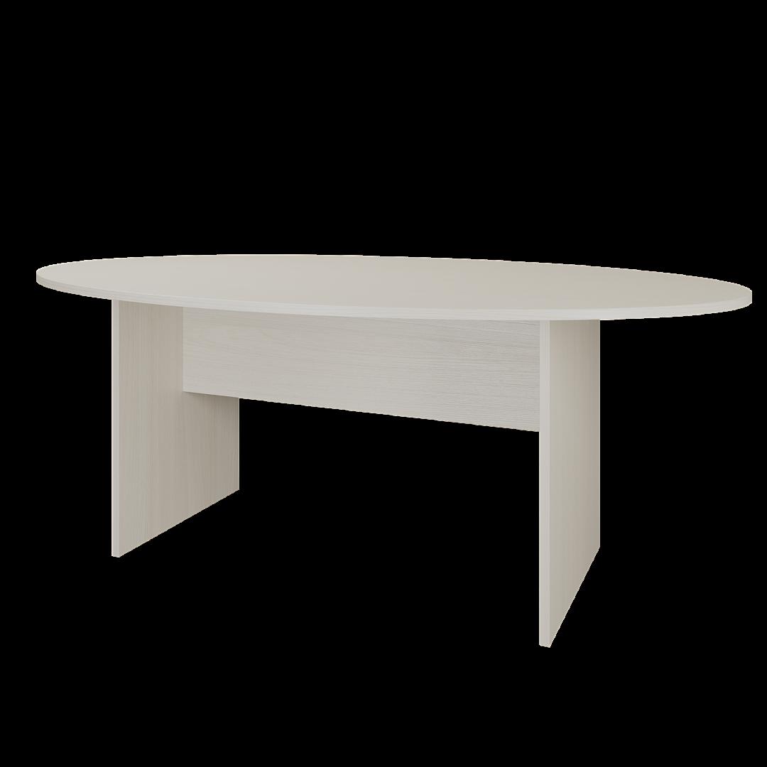 Стол для заседаний А-028 2000x1220x760 Ясень шимо
