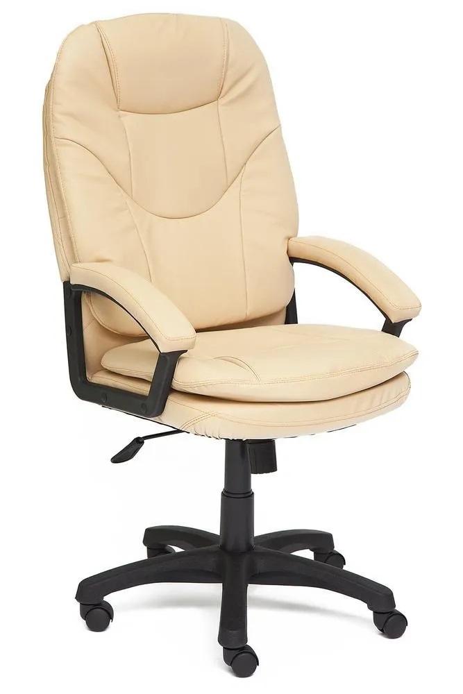 Кресло COMFORT  кож/зам, бежевый, 36-34 (8677,9568)