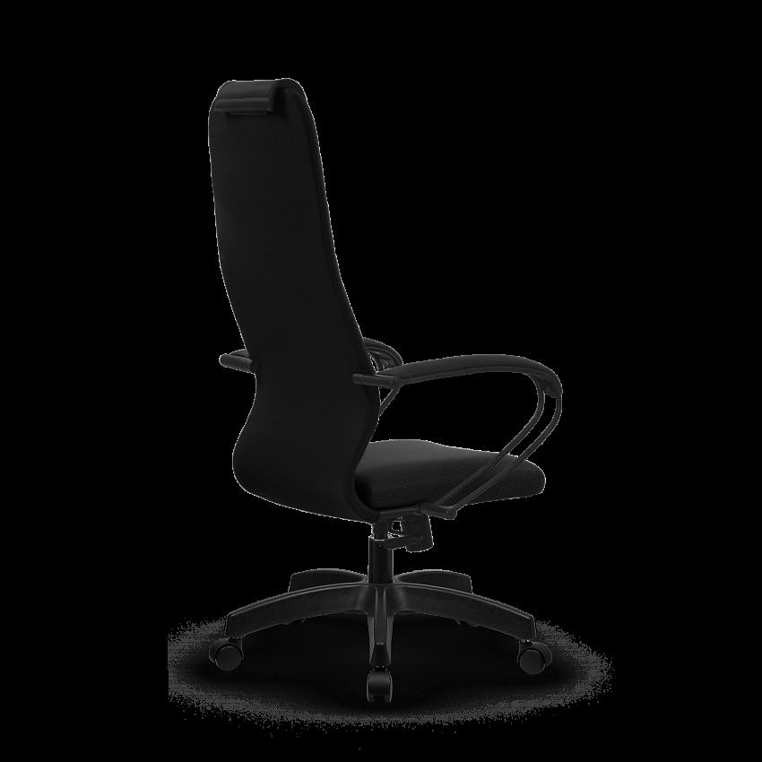 Кресло SU-BP-10, цвет черный , крестовина пластик