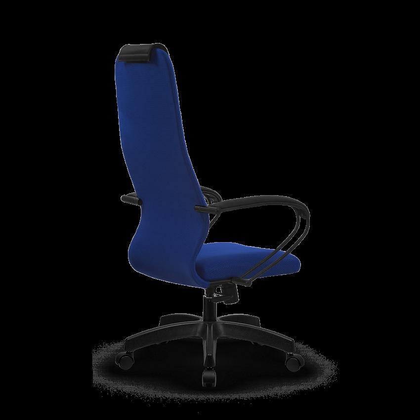 Кресло SU-BP-10, цвет синий , крестовина пластик